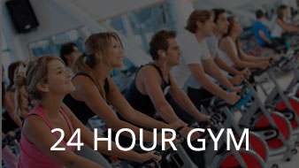 Find a 24 hour gym